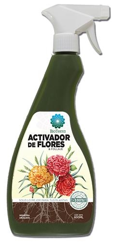 Activador de Flores y Follaje -BioTerra