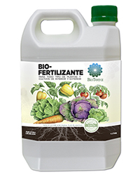 Bio-Fertilizante -BioTerra