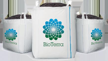 Bolsones de Compost BioTerra