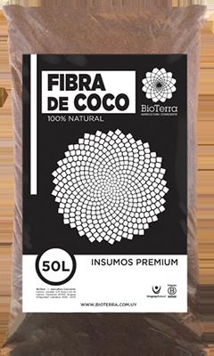 Fibra de coco -BioTerra