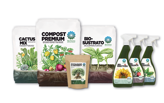 Gama de Productos BioTerra