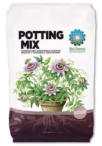 Potting Mix -BioTerra